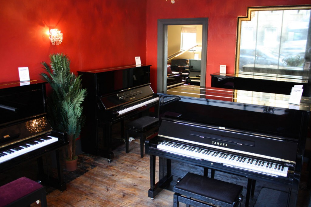 Review of our Piano Shop Bath site