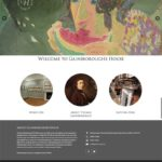 Gainsborough's House Web Design