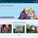 The Holburne Museum's website