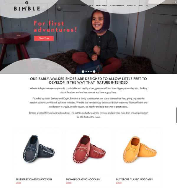 Bimble Shoes