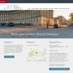 No1. Royal Crescent Web Design