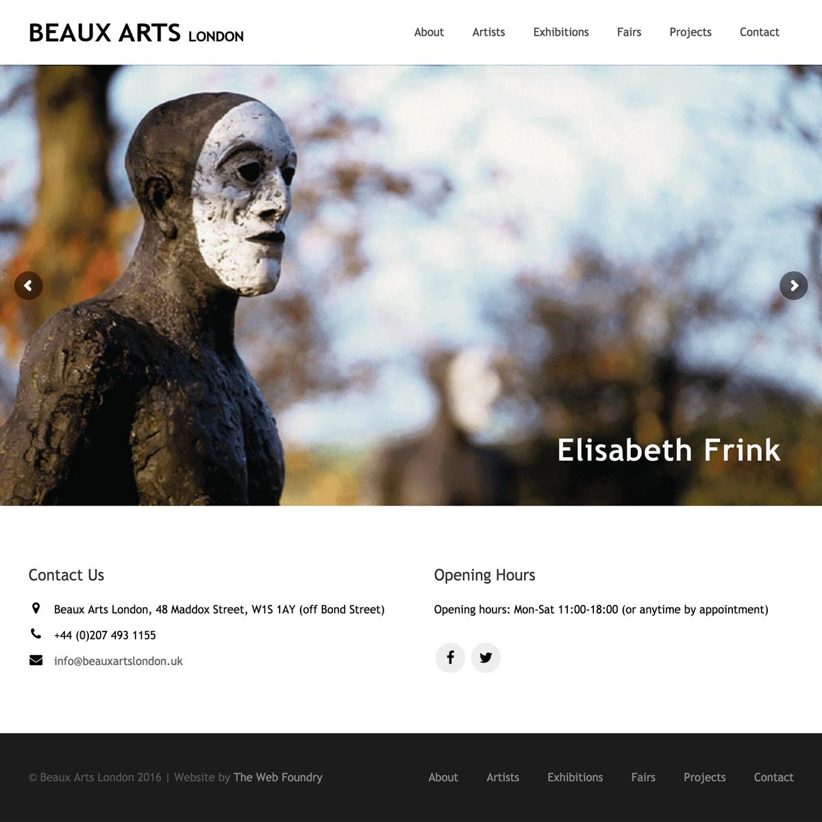 Beaux Arts Lodon